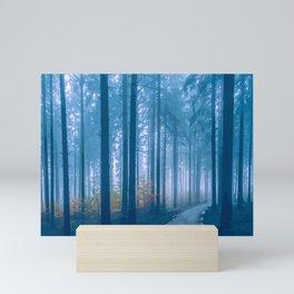 Romantically Spooky Mini Art Print