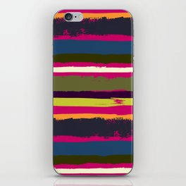 Spurious Rainbow iPhone Skin