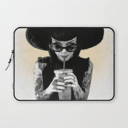 Slurp Illustration Laptop Sleeve
