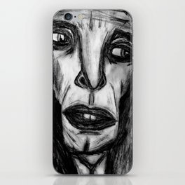 Visibility's Disguise. iPhone Skin