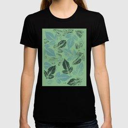 Camouflage foliage T-shirt