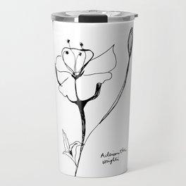 Acleisanthes wrightii Travel Mug