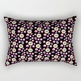 2 Freaky Rectangular Pillow