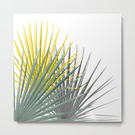 Palmas Metal Print