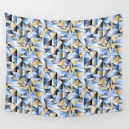 Food Triangle Wall Tapestry