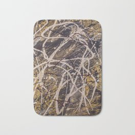 Verness painting Bath Mat