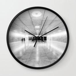 World Trade Center PATH Station Wall Clock