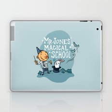 Mr Jones' Magical School Laptop & iPad Skin