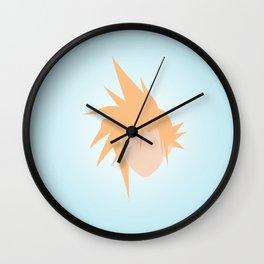 Cloud Strife Wall Clock