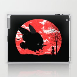 Angry Bird Laptop & iPad Skin