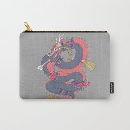Dragon Slices Carry-All Pouch