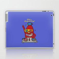 DJ FINGER Laptop & iPad Skin