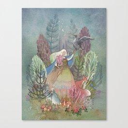 Mielikki Canvas Print