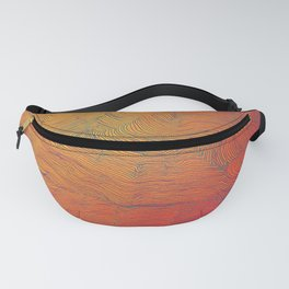 Auric Waves Fanny Pack