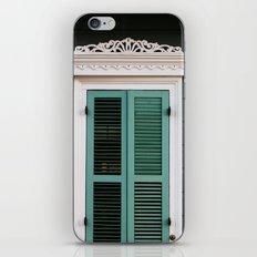 Creole Cottage iPhone & iPod Skin