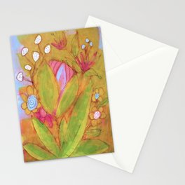 Bloomer Stationery Cards
