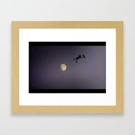 Fly Away Home... Framed Art Print