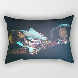 Self-Aware Rectangular Pillow