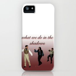What We Do in the Shadows 5 iPhone Case