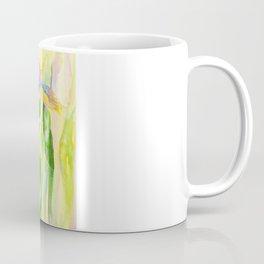 Miniature Gingerbread Iris Coffee Mug