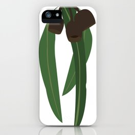 Humble Gumnuts iPhone Case