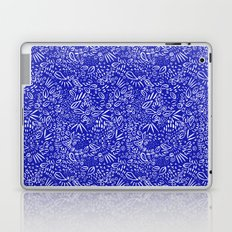 Midnight Floral Laptop & iPad Skin