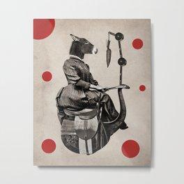 Anthropomorphic N°15 Metal Print