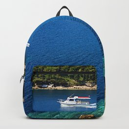 Cruise Through the Bay Backpack