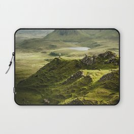 Isle of Skye, Scotland Laptop Sleeve