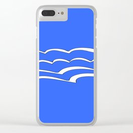 Mariniere marinière – new variations IV Clear iPhone Case