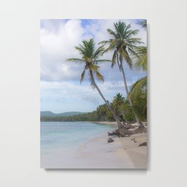 Dominican Republic Beach Metal Print
