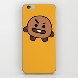 shooky iPhone Skin
