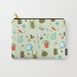 IWA CHAN Carry-All Pouch