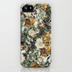 RPE FLORAL iPhone (5, 5s) Slim Case