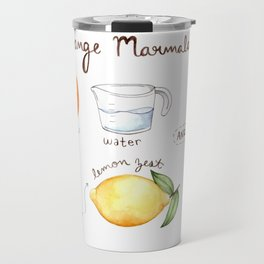 Marmalade Travel Mug