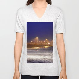 Storm Watch  Unisex V-Neck