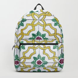 Portuguese Tiles 3 Backpack