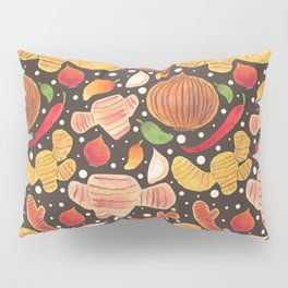 Indonesia Spices Pillow Sham