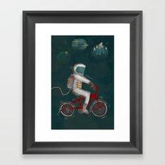 Artcrank poster Framed Art Print