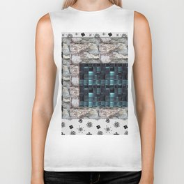textures for the interior grey blue color Biker Tank