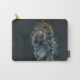 Dream in a Cage Carry-All Pouch