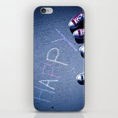H A P P Y iPhone & iPod Skin
