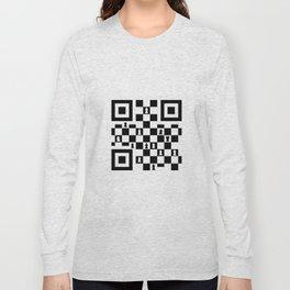 Quick Response game Long Sleeve T-shirt