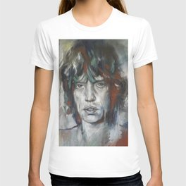 Rolling stone Mick T-shirt