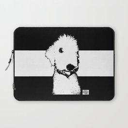 Bedlington Terrier Laptop Sleeve