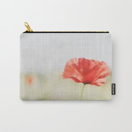 Poppy defocused Carry-All Pouch