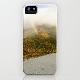 Bluff Knoll, Stirling Range National Park. WA iPhone Case