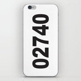 02740 iPhone Skin