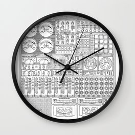 Music Machine Wall Clock