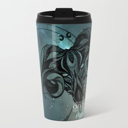 Aries- Independent, Creative and Headstrong Travel Mug